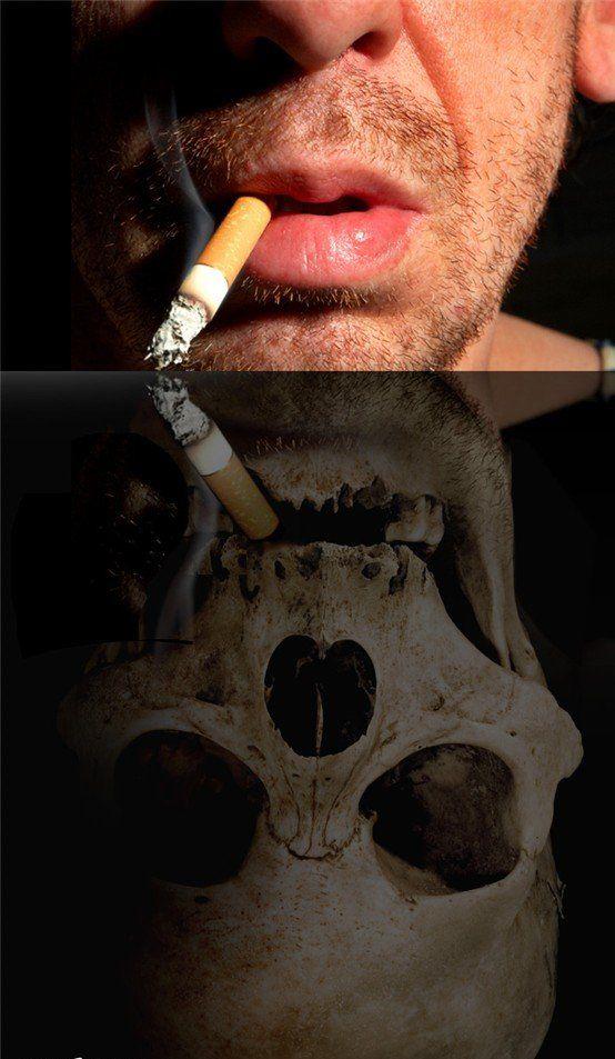 aki leszokott a dohányzásról, nem sajnálja)